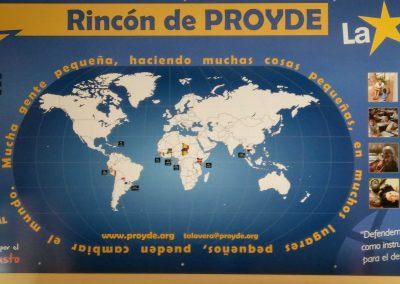 Rincón de PROYDE