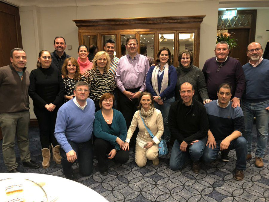 Directivos de Primaria del Sector Madrid en viaje pedagógico a York