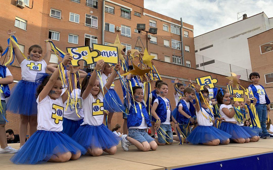 Fiesta fin de curso 2018/2019.