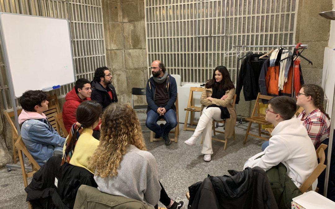 GENTE PEQUEÑA: experiencia de voluntariado con la comunidad de Sant Egidio.
