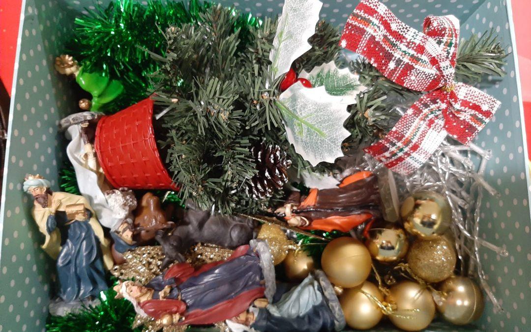 INFANTIL: viviendo la navidad.